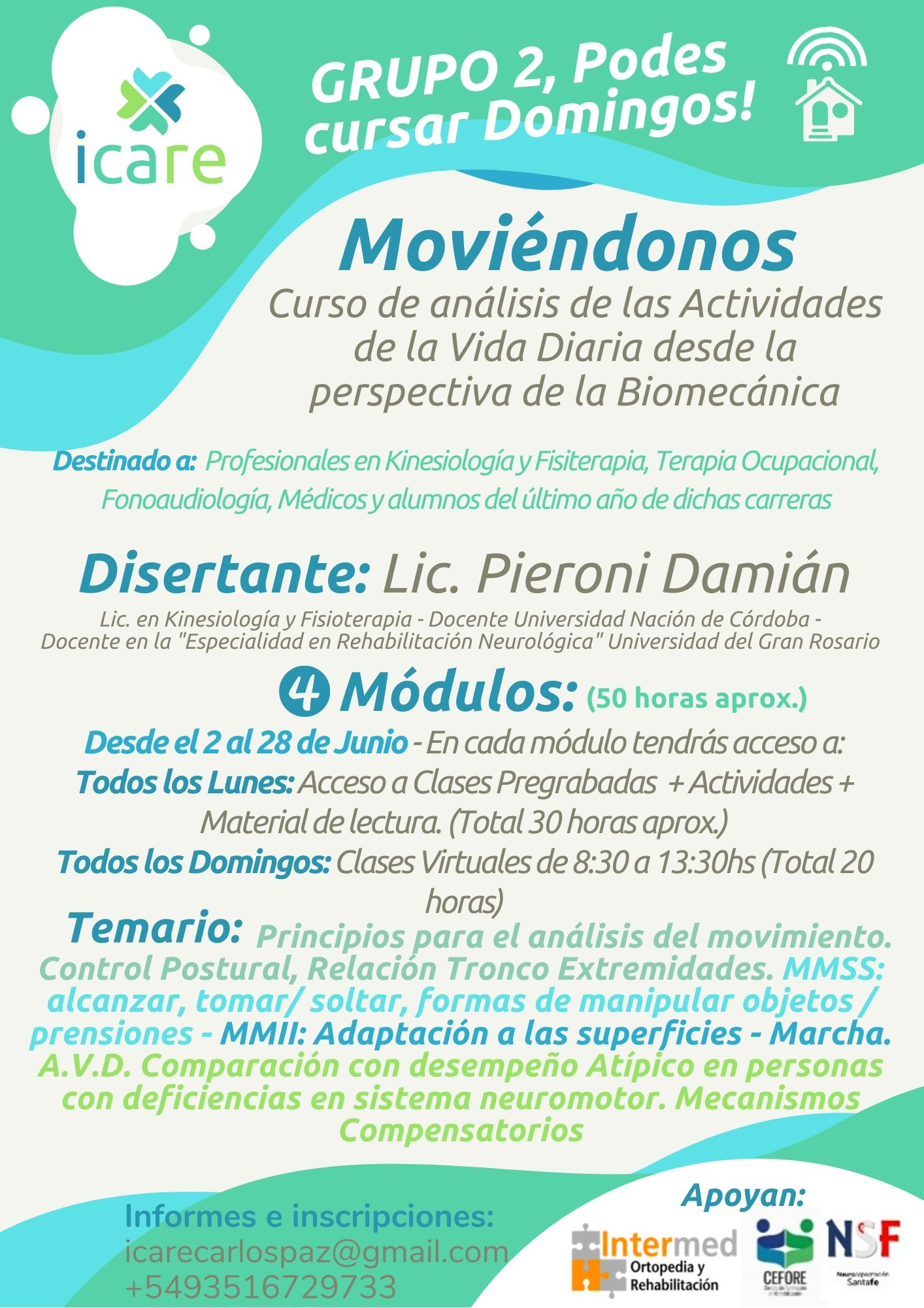 Moviéndonos 2