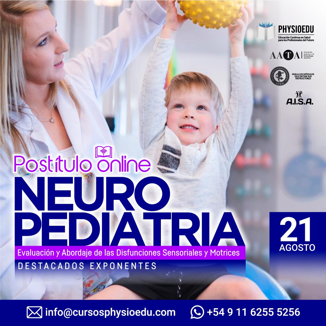 Postítulo Neuropediatria Agosto