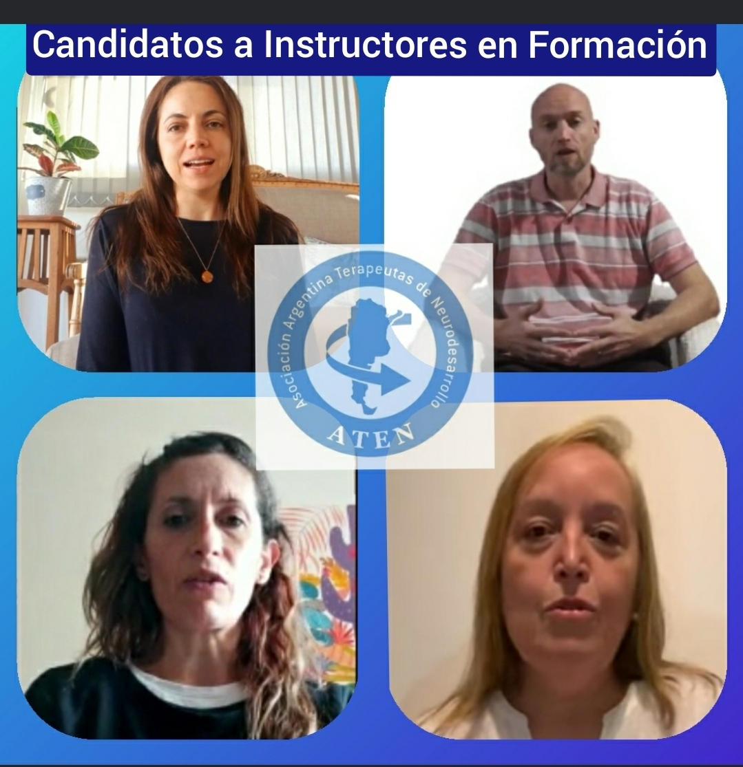 Collage Candidatos a instructores 2020