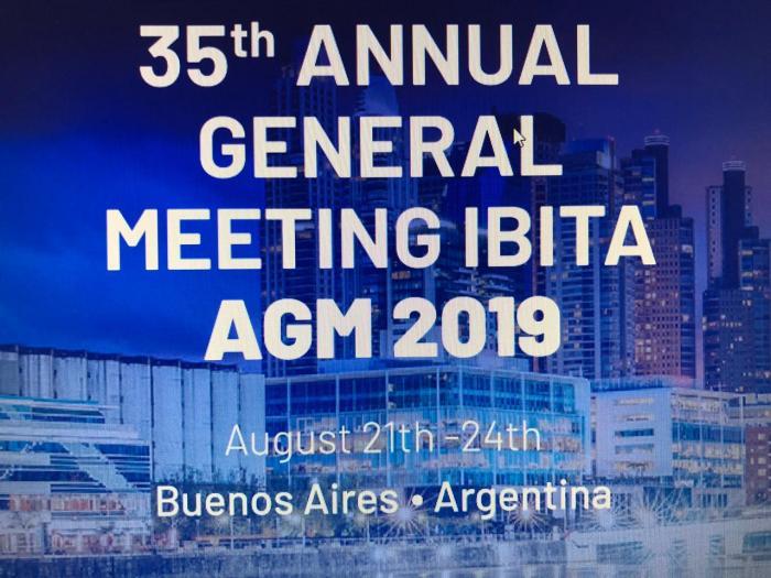Meeting IBITA 2019