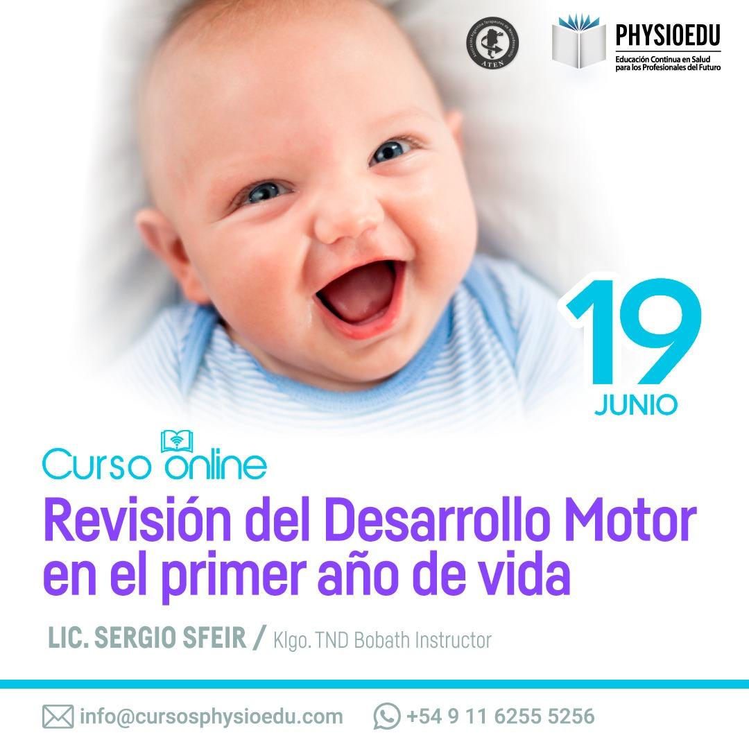 Flyer Revisión de Physioedu